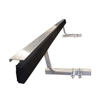 14' MEDIUM FULL LENGTH ALUMINUM GUIDE STEP (2)
