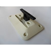 DOCK CLEAT SEAT-WHITE (1)