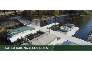 Gate & Railing Accessories