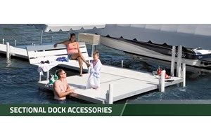 Sectional Dock Accessories