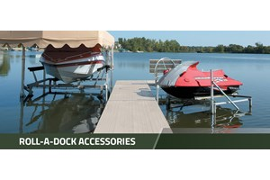 Roll-A-Dock Accessories