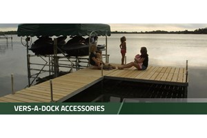 Vers-A-Dock Accessories