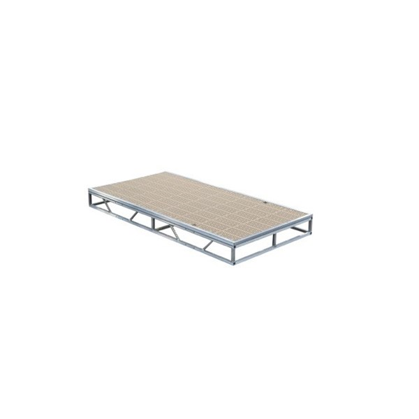 4'X8' Ultra Dock-Thruflow Beige