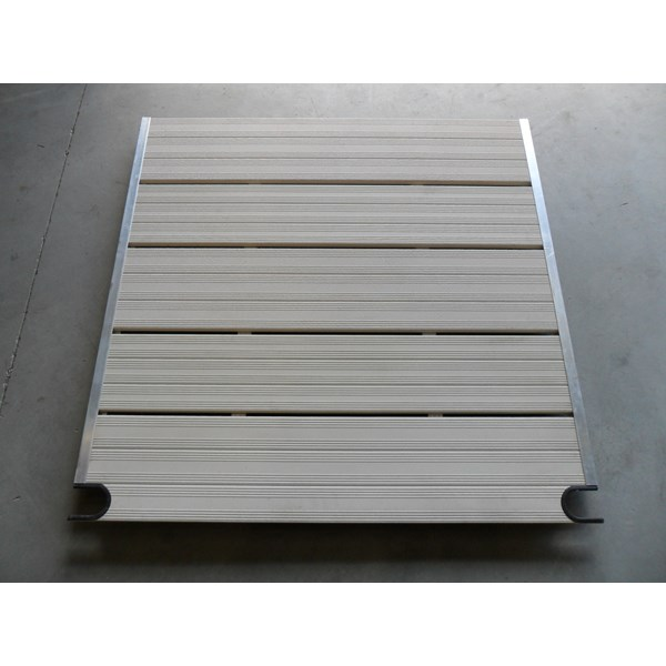 Vers-A-Dock Decking-With Cut Out Holes-Beige