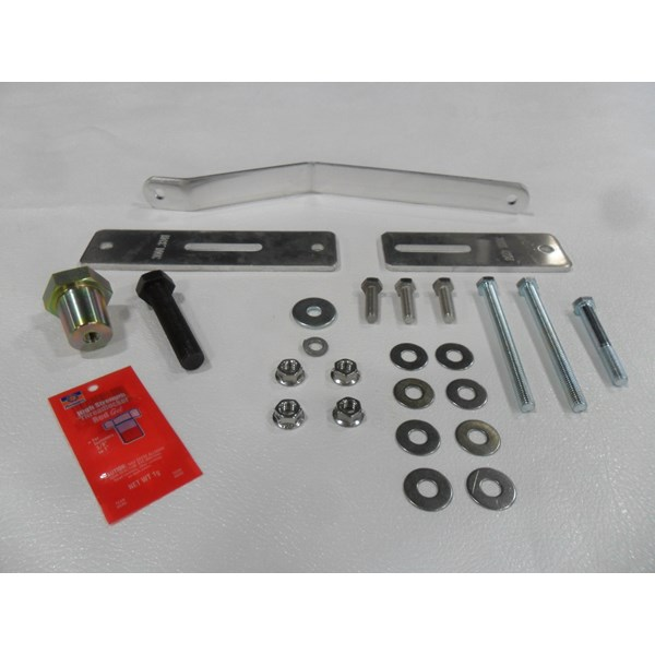 Lift Boss Winch Attachment Kit-Fulton