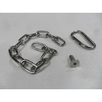 PWC TETHERING CHAIN AND CLIP