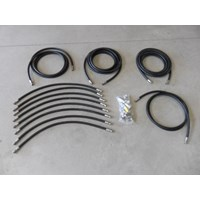 10,100# AND 12,100# HYDRAULIC CYLINDER HOSE KIT