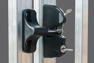 Dock Gate Locks