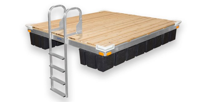 Standard Raft Features Corrosion resistant all-aluminum frame