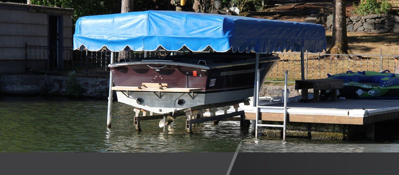 Replacement Boatlift Cover