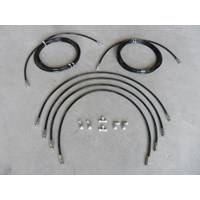 REPLACEMENT STAINLESS STEEL HOSE KIT FOR RGC
