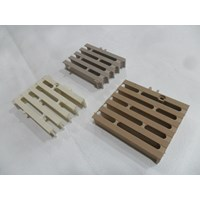 THRU FLOW DECKING SAMPLE