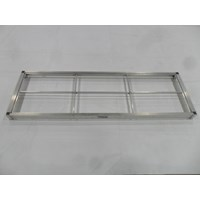 4'X12' Classic Aluminum Frame Only For 2