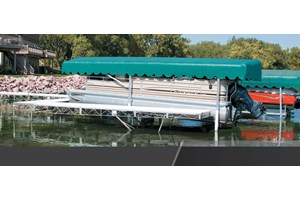 Narrow Pontoon