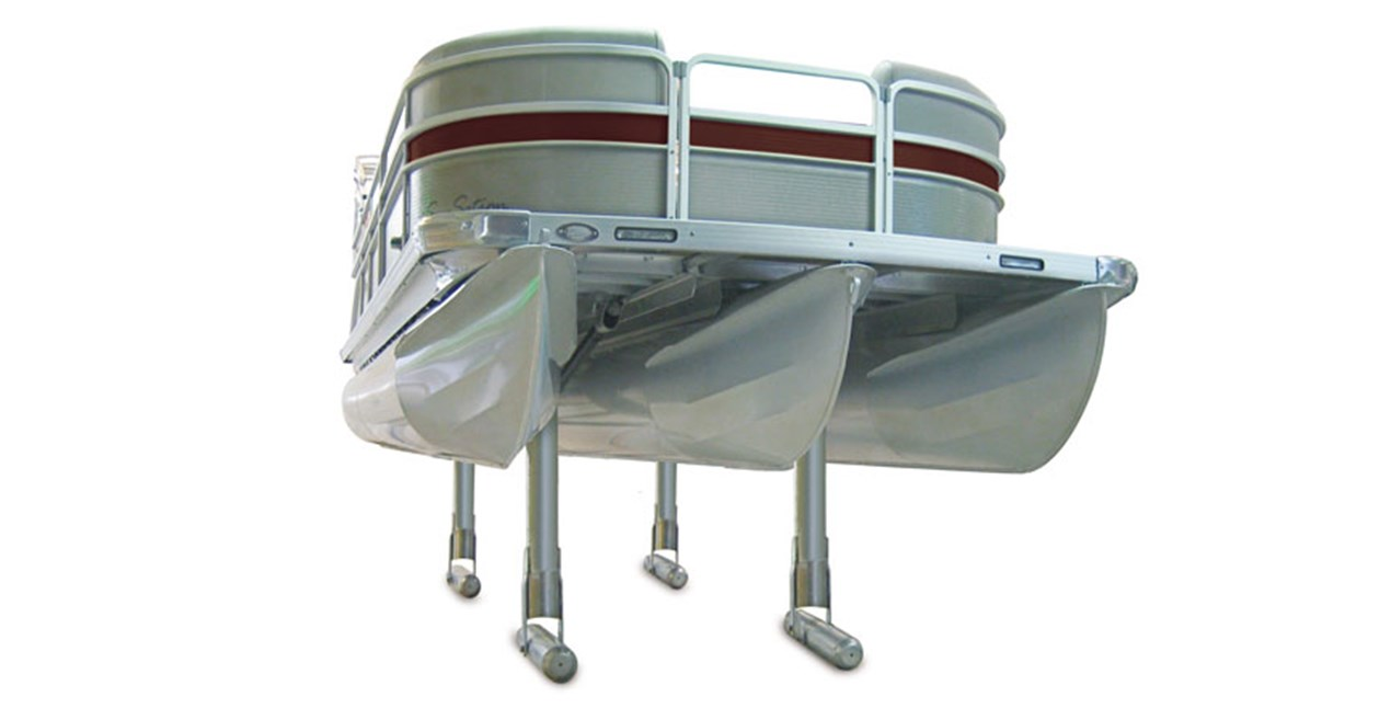 Hydraulic Widebase Pontoon Legs