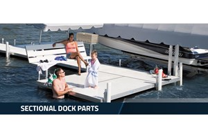 Sectional Dock Parts