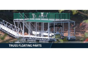 Truss Floating Parts