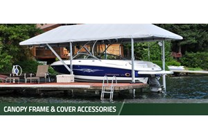 Canopy Frame & Cover Accessories
