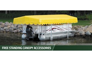 Free Standing Canopy Accessories
