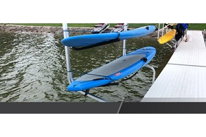 Paddle Board Rack