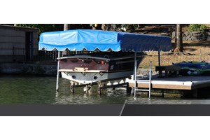 Replacement Boatlift Covers